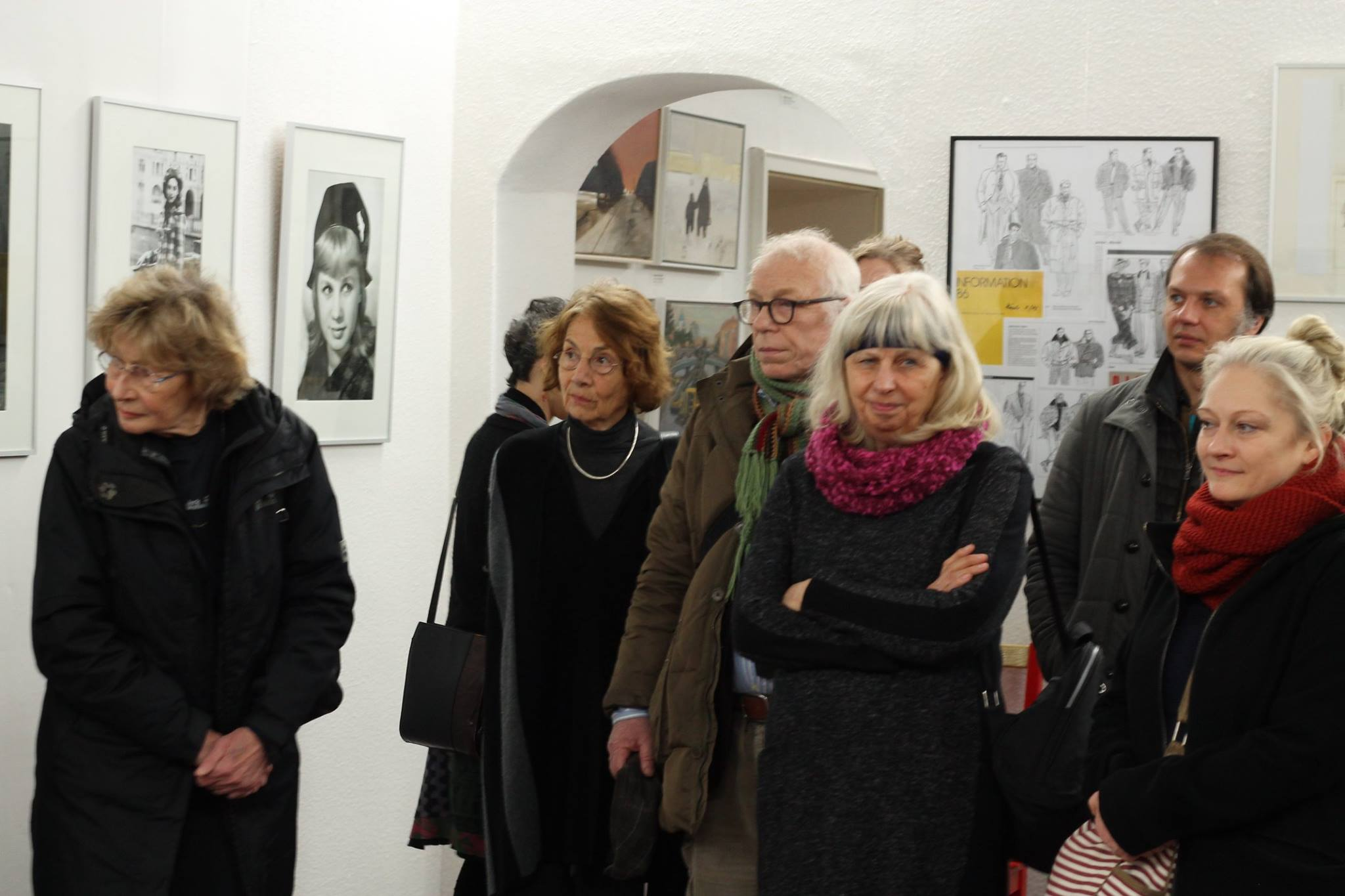 , «Chic, Charmant und Planwirtschaft», Galerie «Vinogradov»