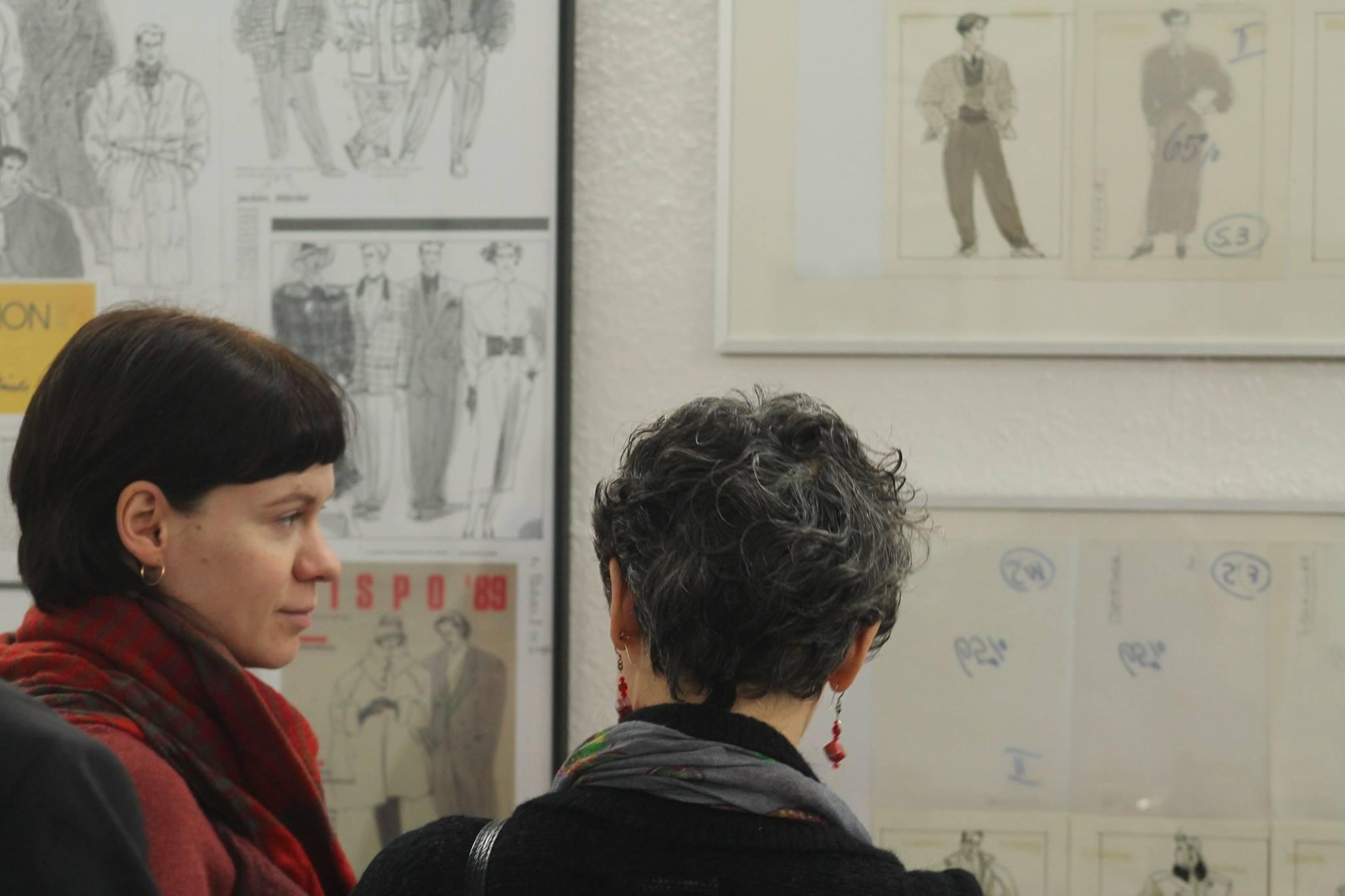 «Chic, Charmant und Planwirtschaft», Galerie «Vinogradov»